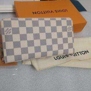 LOUIS VUITTON women Wallet N60017